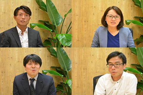 ヘルスケアチームに見る日本の未来の働き方