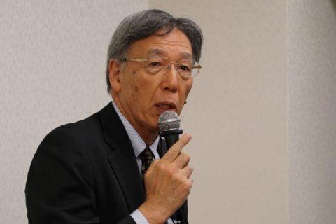 坂本光司先生「介護法人も正しい経営目的と使命をもっていい会社になるべきだ」
