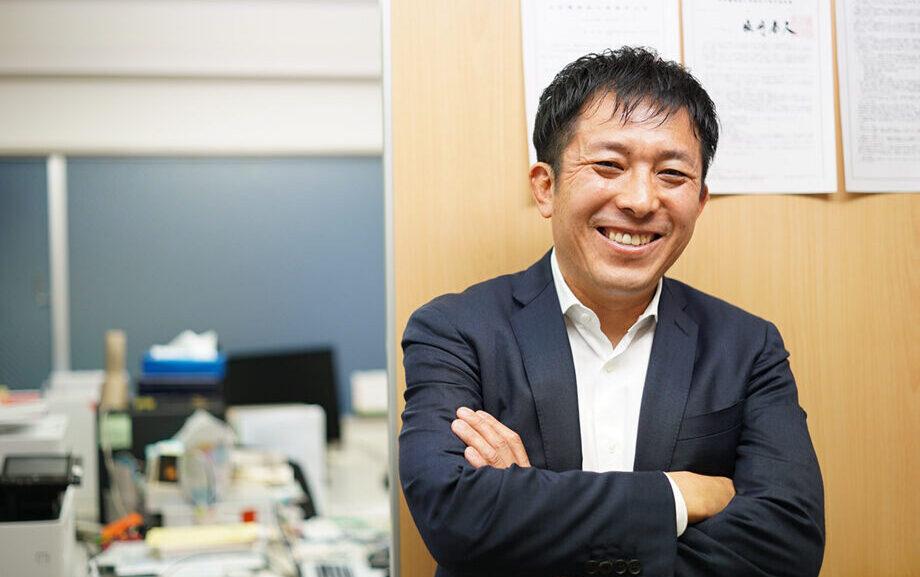 株式会社シードパートナーの永沼秀一さん