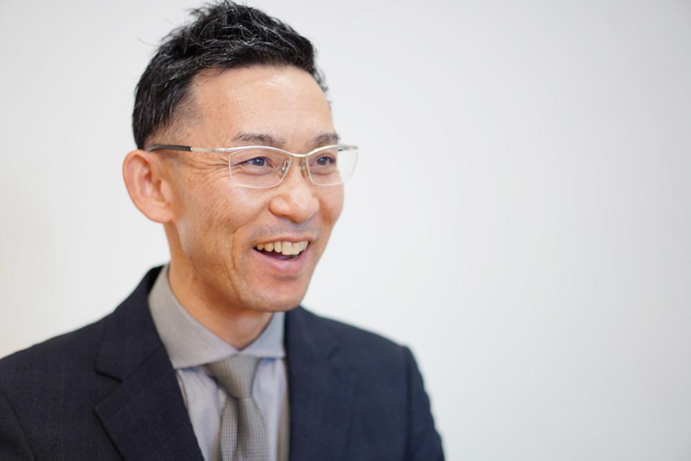 セムコ株式会社宗田謙一朗さんのインタビュー写真