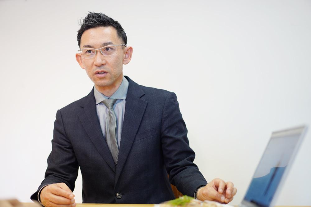 セムコ株式会社宗田謙一朗さんのインタビュー写真(3)