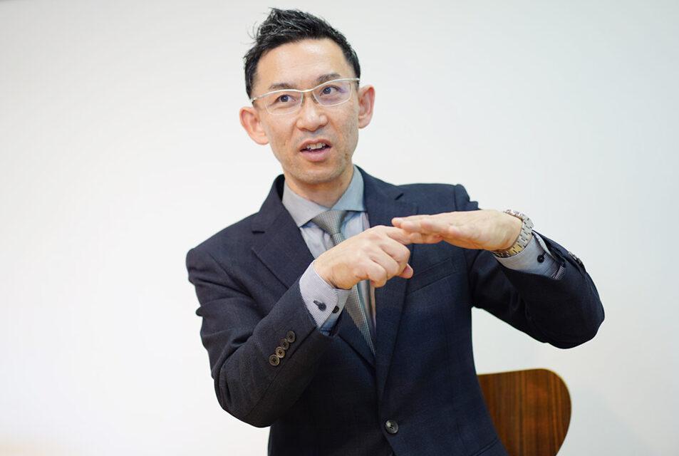 セムコ株式会社の宗田謙一朗さん