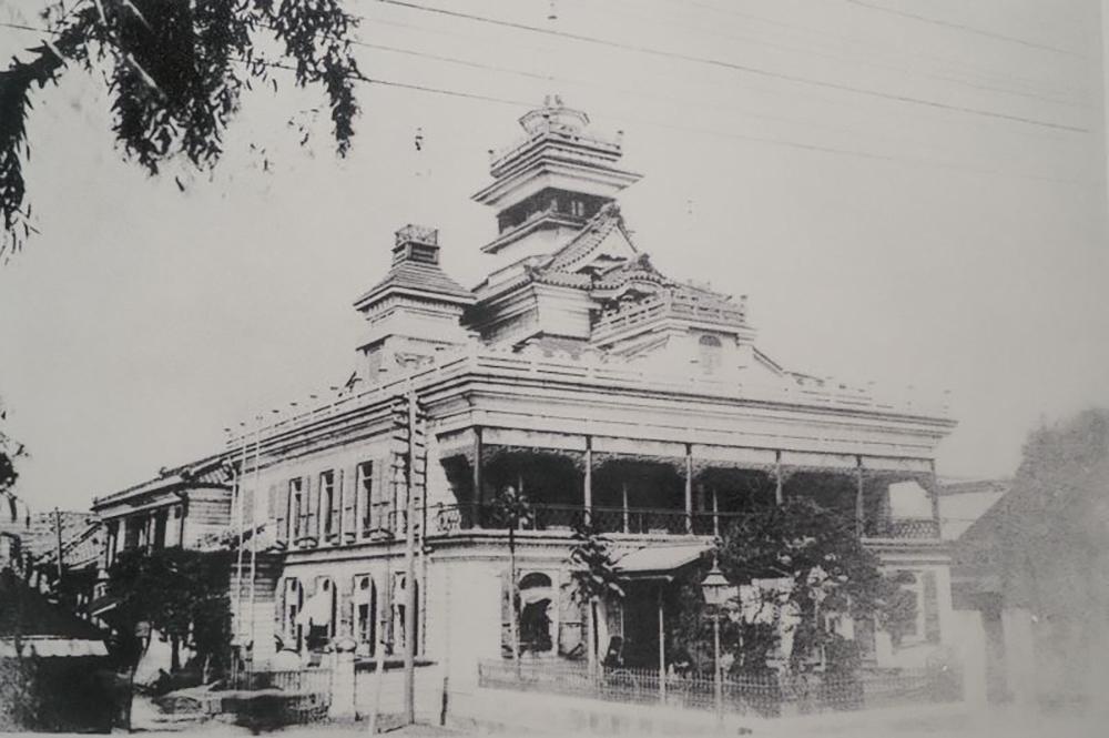 第一国立銀行本店