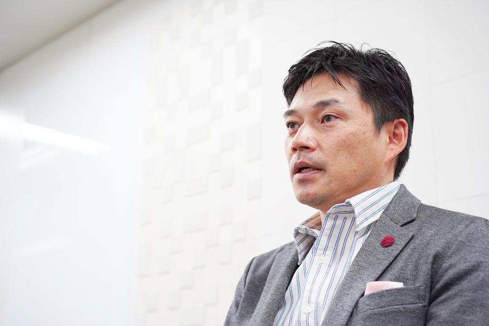 マテックス松本浩志氏