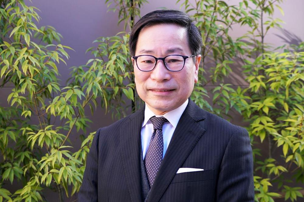島田昌和氏(1)