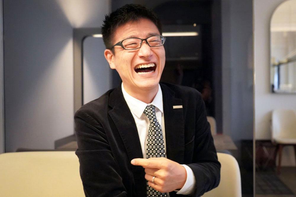 蟻田剛毅 株式会社シュゼットホールディングス