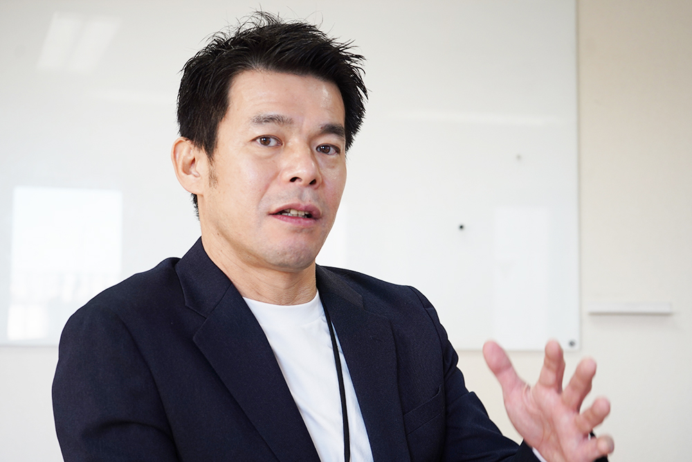 かっこ株式会社岩井代表取締役社長CEO
