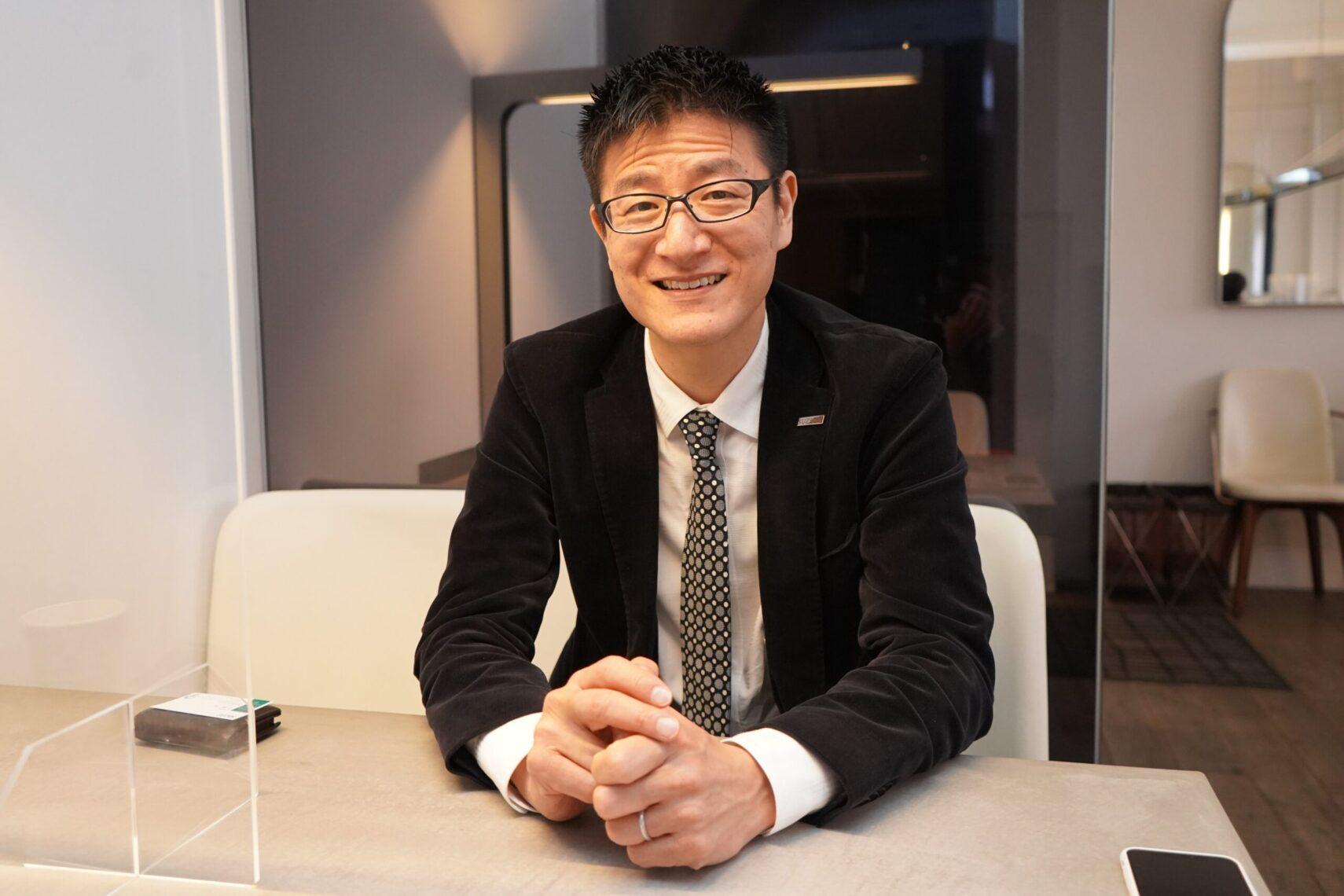蟻田 剛毅  株式会社シュゼット・ホールディングス 代表取締役社長