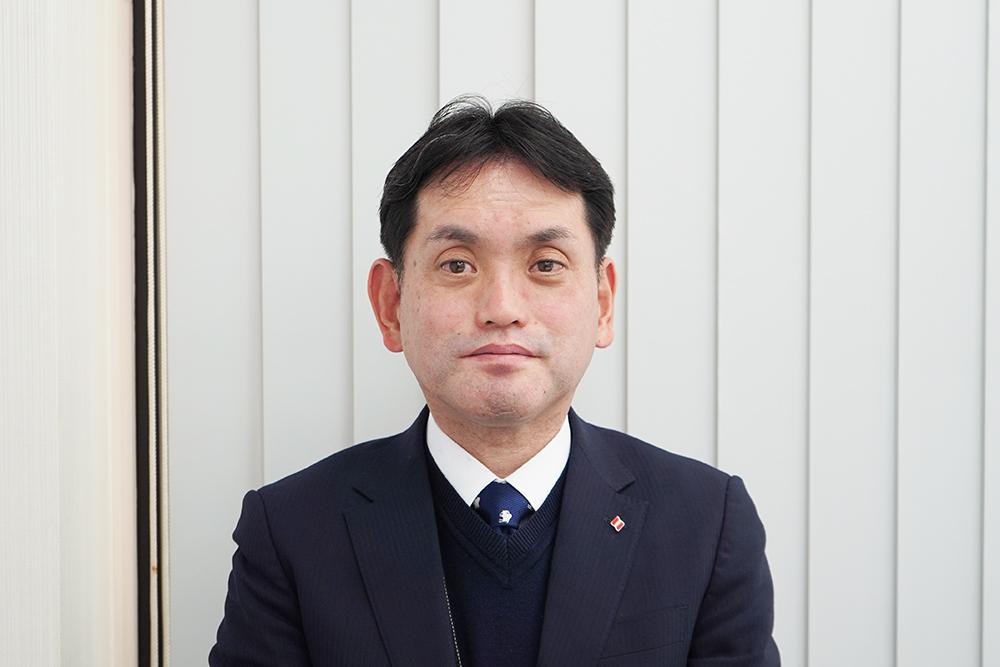 根岸 宏一 足立成和信用金庫 綾瀬支店 支店長