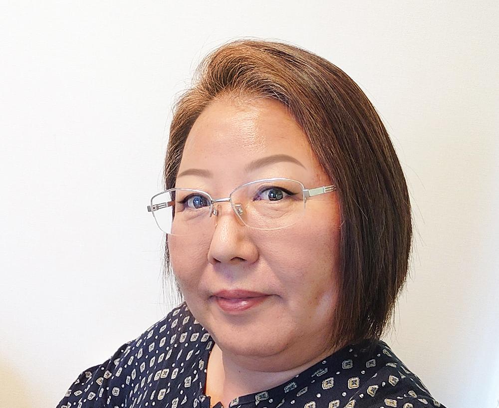 有限会社ウンノ研磨工業所 代表取締役社長 渡辺礼子氏