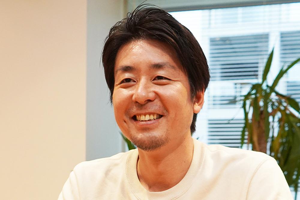 株式会社ココペリ代表取締役CEO近藤繁さんのインタビューカット