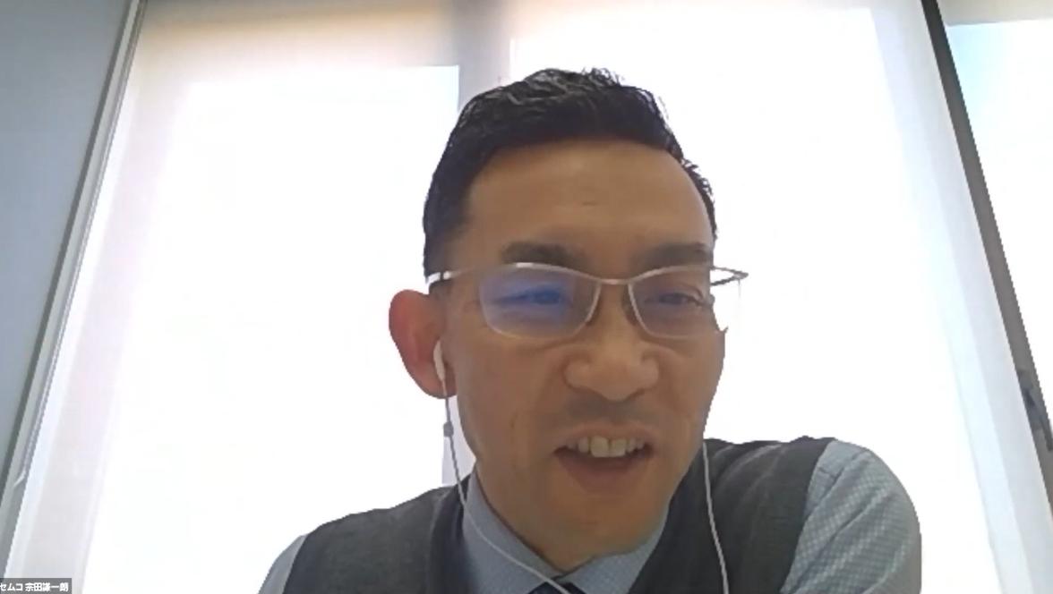 セムコ株式会社 宗田謙一朗さん