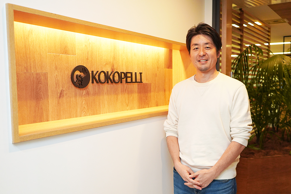 株式会社ココペリ代表取締役CEO近藤繁さん(3)