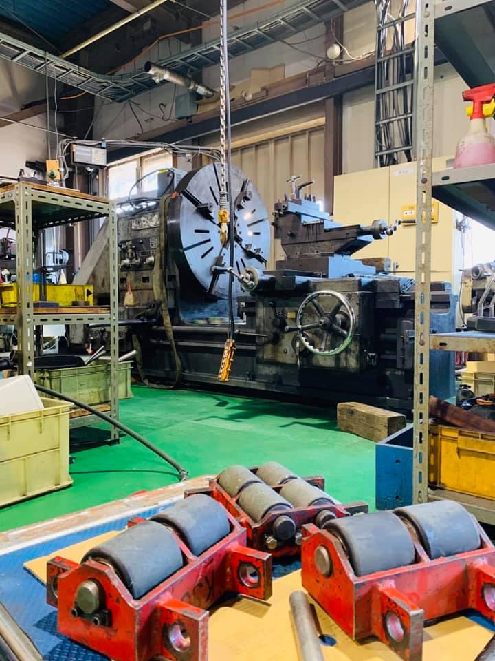 茂呂製作所は大小さまざま製造機械や道具が揃うワンストップのものづくりが可能