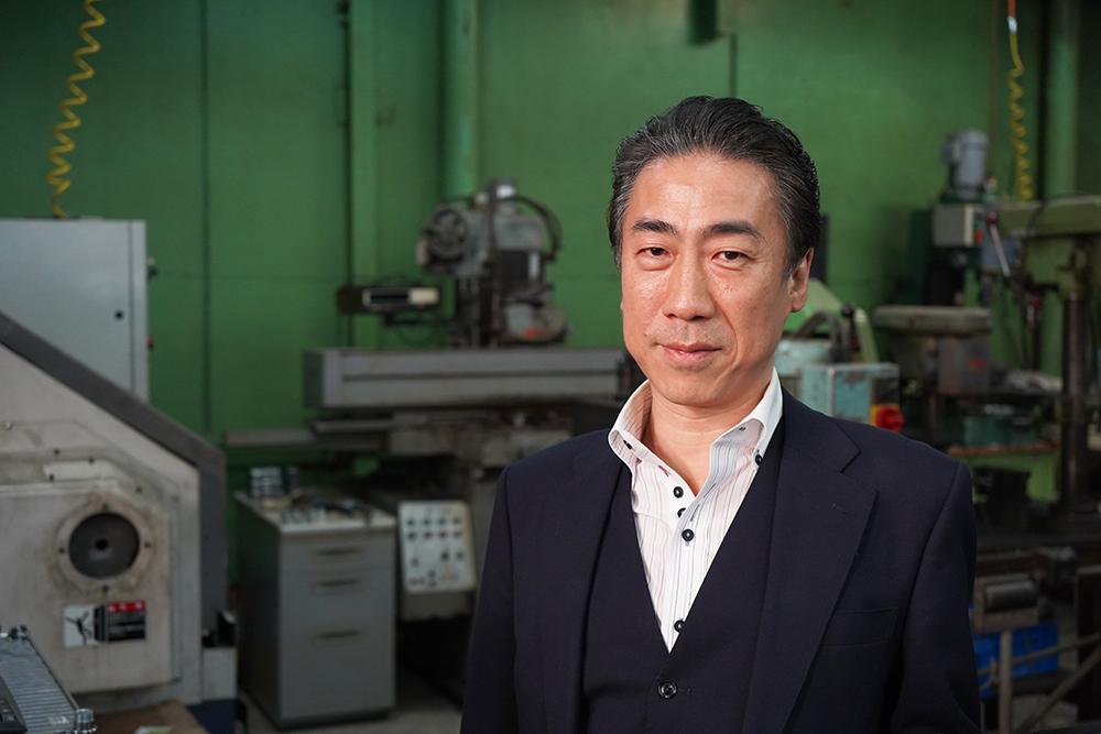 株式会社トライキッツ 代表取締役社長 河合広介