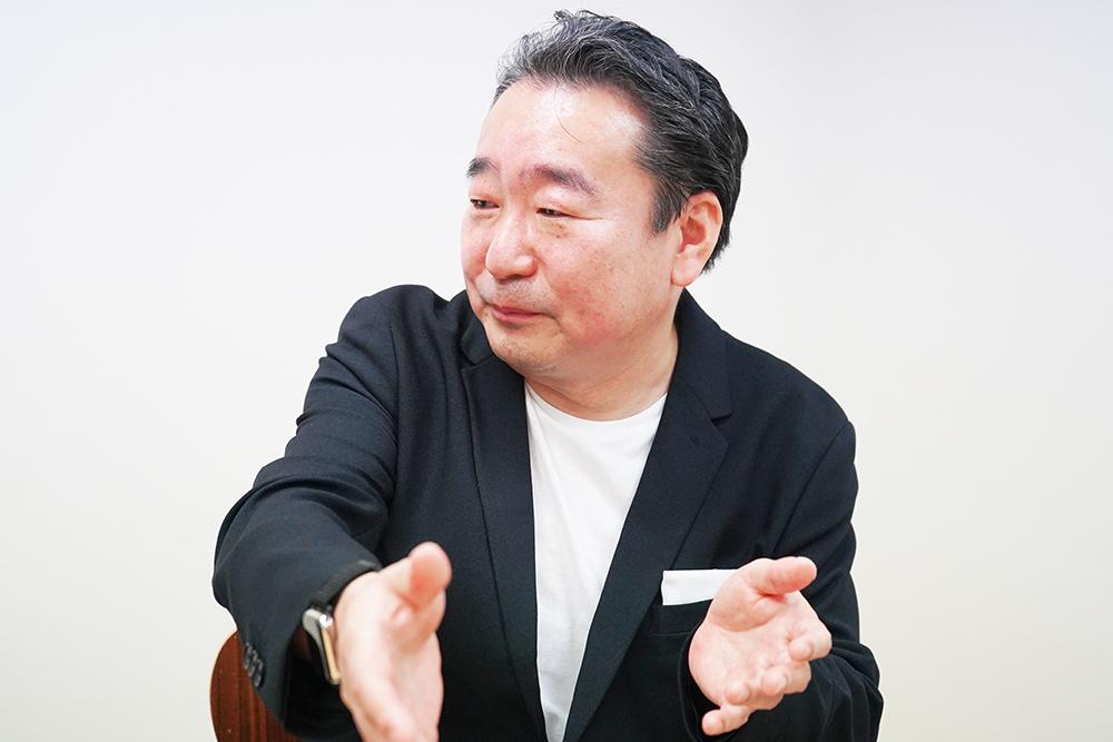 日本自動ドア株式会社 代表取締役社長 吉原二郎さん