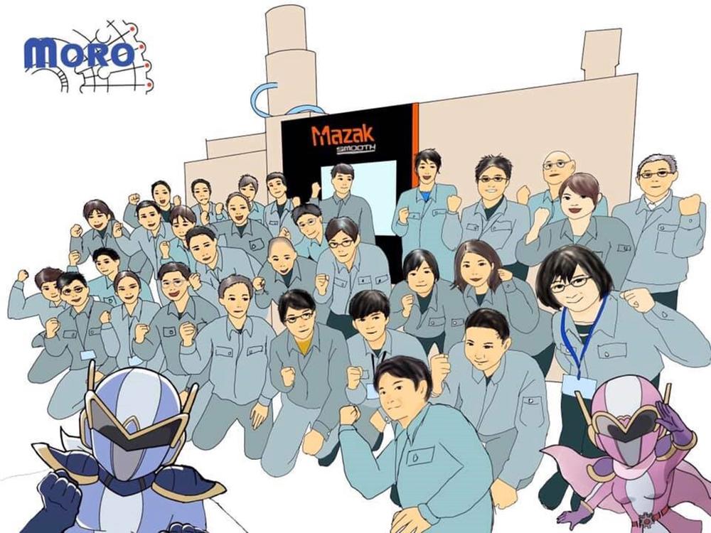 茂呂製作所は日本のものづくりDNAを継承する山梨の隠れた名企業