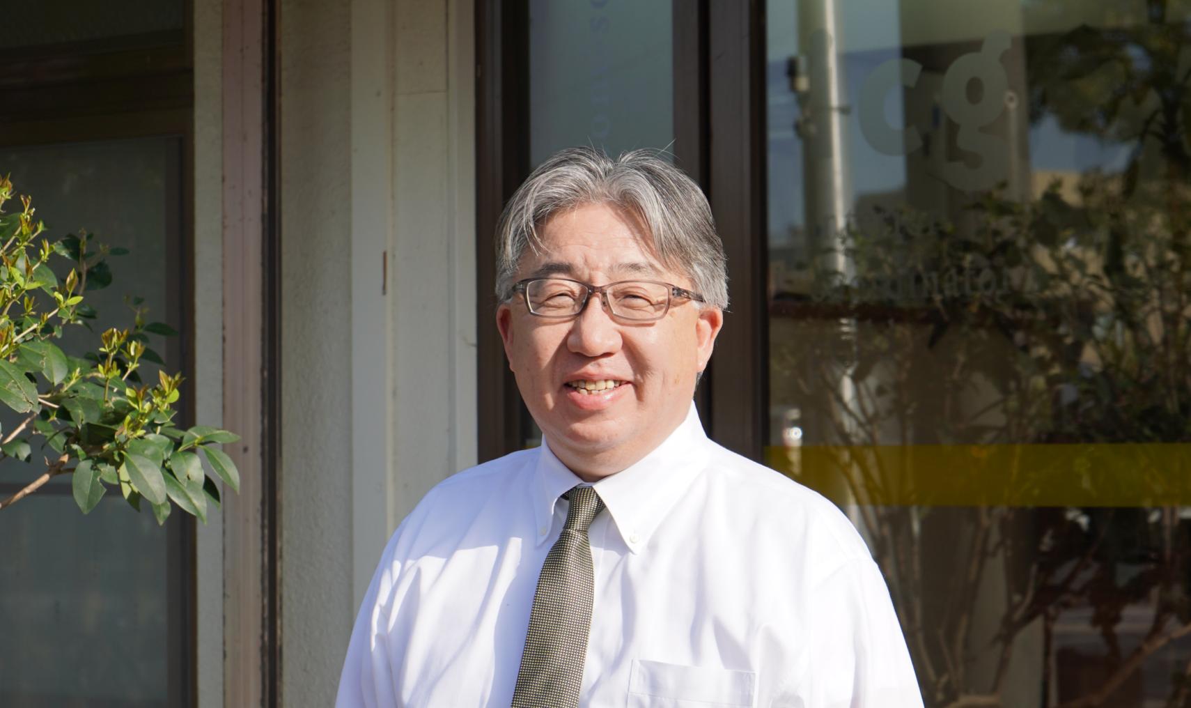 株式会社アイ・シー・ジー代表取締役 廣瀬直樹 氏