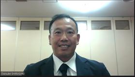 株式会社第一楼 取締役 白崎大介さん