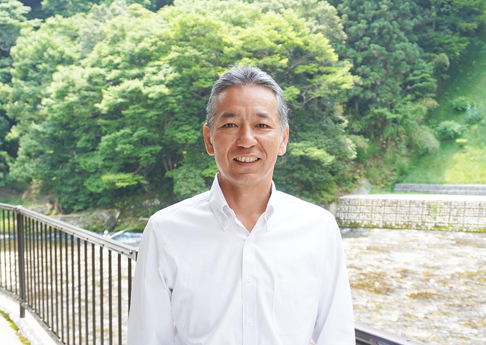 廣兼 一昭 錦町農産加工株式会社 代表取締役