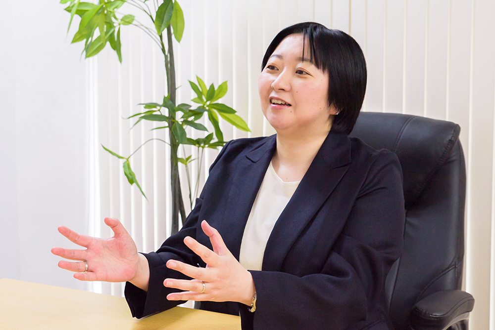 株式会社ベアラボ 代表取締役 滝井 順子