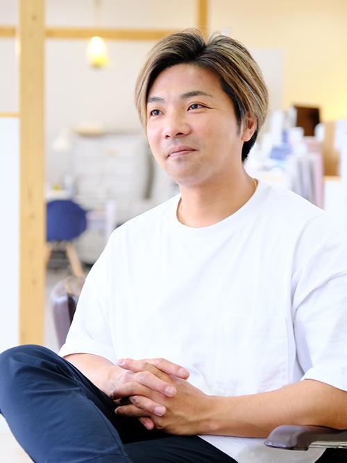 株式会社LIFE 代表取締役 松井直樹