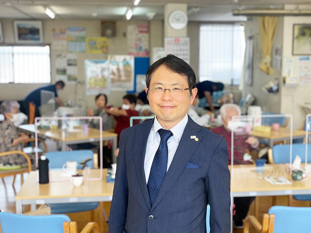 株式会社せいふうケア 太田大 代表取締役社長