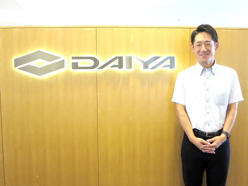 松尾 浩紀 ダイヤ工業株式会社代表取締役社長