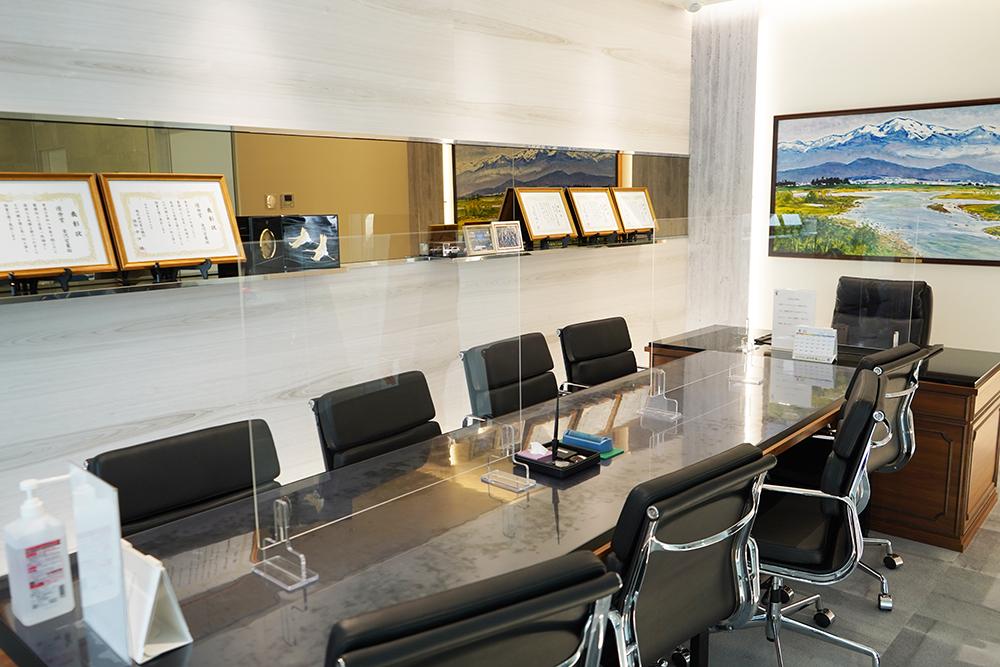 金沢営業部コンサルティングプラザのオフィスの写真
