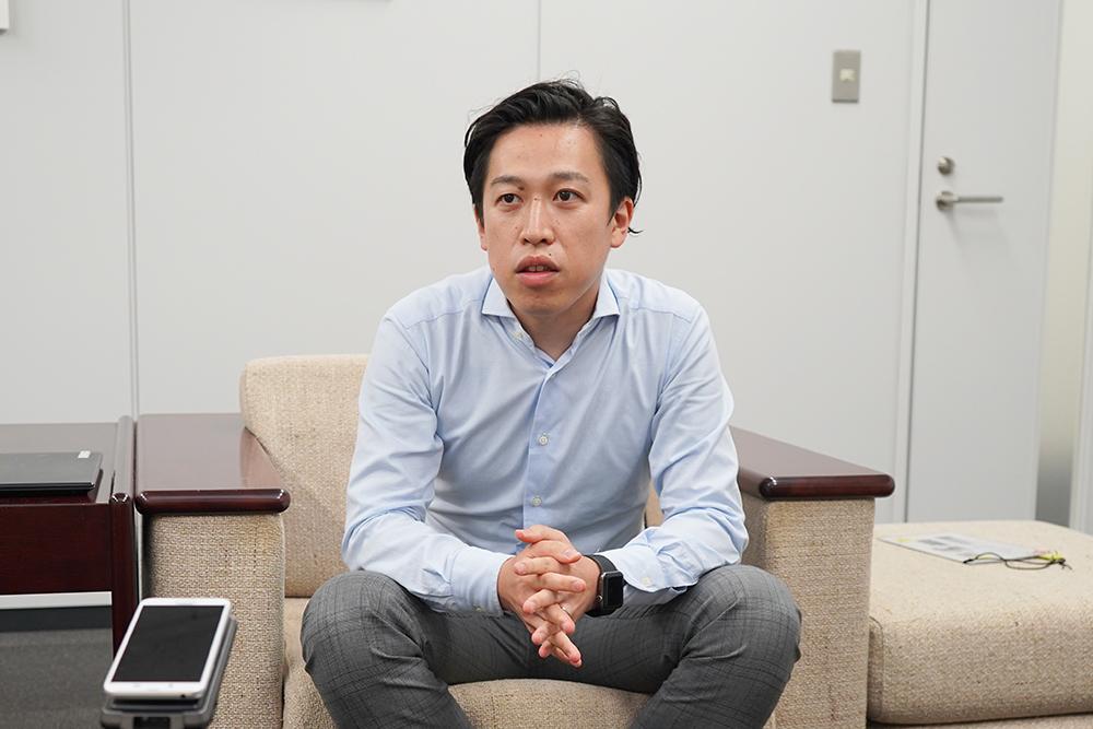 株式会社光アルファクス東日本システム営業部 東京営業グループ主任 齋藤大輝さん