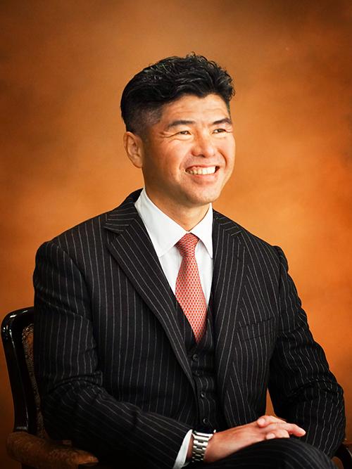 乙川社長のポートレイト画像
