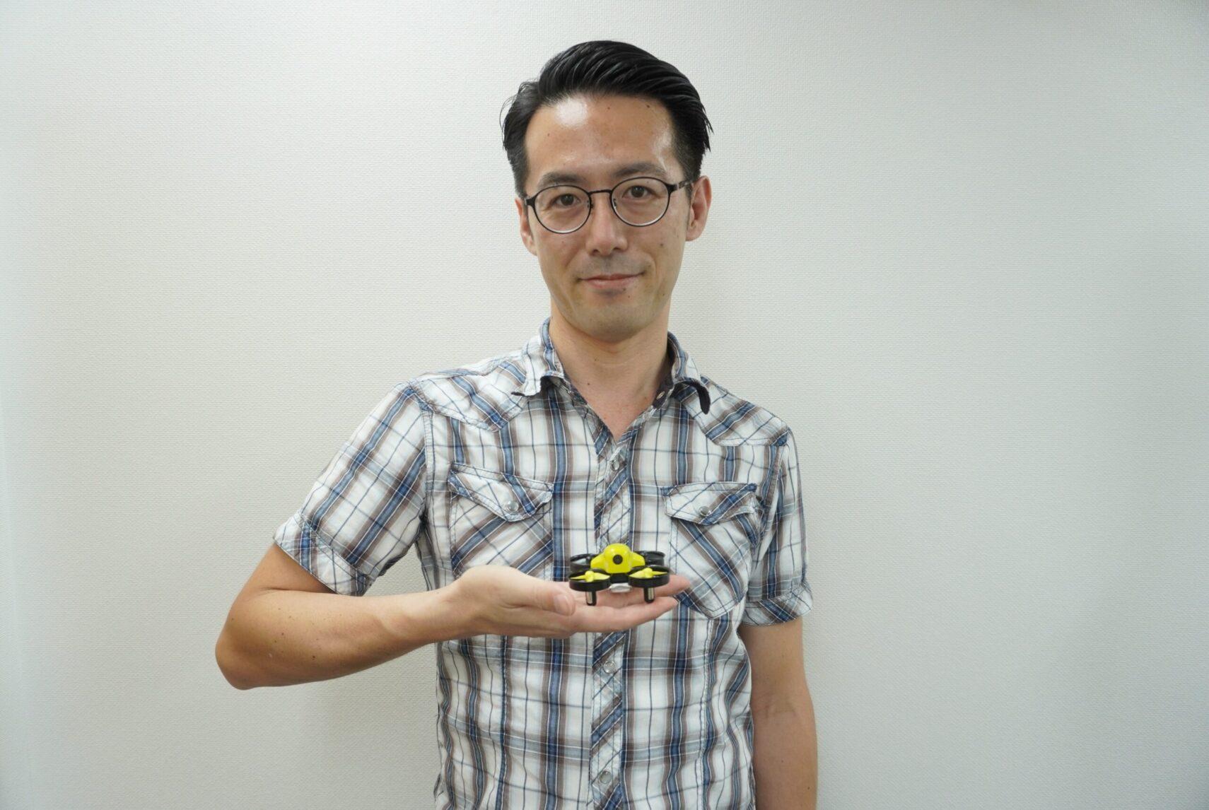 株式会社ワールドスキャンプロジェクト 管理部 新井大和さん