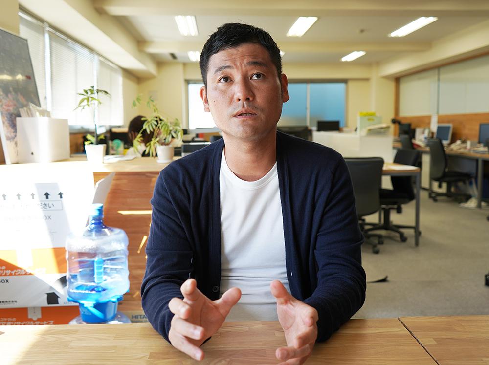 事業立ち上げ後の様子を語るボーダレスキャリア髙橋さん