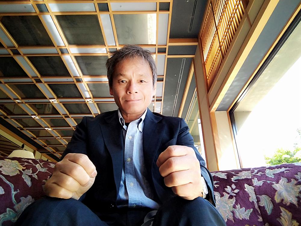 公益財団法人やまなし産業支援機構 理事長 手塚伸