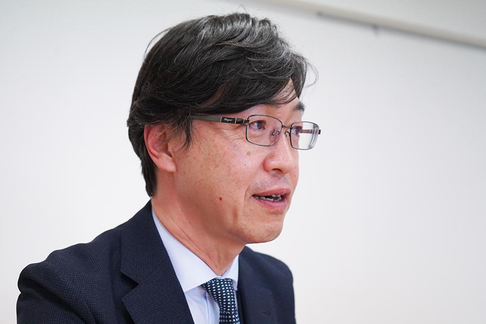 尾前損害調査オフィス株式会社 統括マネージャー 土井 隆さん