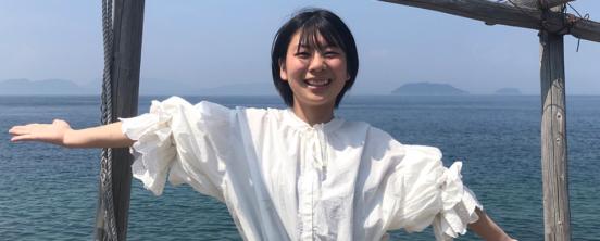 岡田栞那(おかだ・かんな)さん「日本における外国人技能実習生の問題と地域活性化、そして観光を掛け合わせたグローカルなビジネスを通して、自分の島から、国籍に関係なく誰もが幸せに生きられる社会を創る」