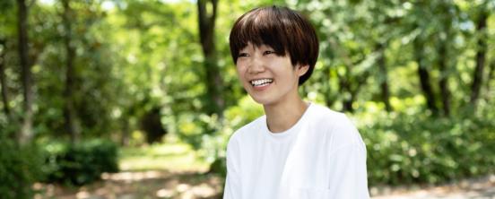鈴村萌芽(すずむら・もえみ)さん「人と人とのつながりで、笑顔と幸せがあふれる社会を創ること。」
