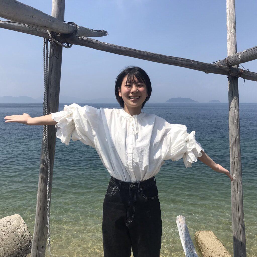 岡田栞那(おかだ・かんな)さん